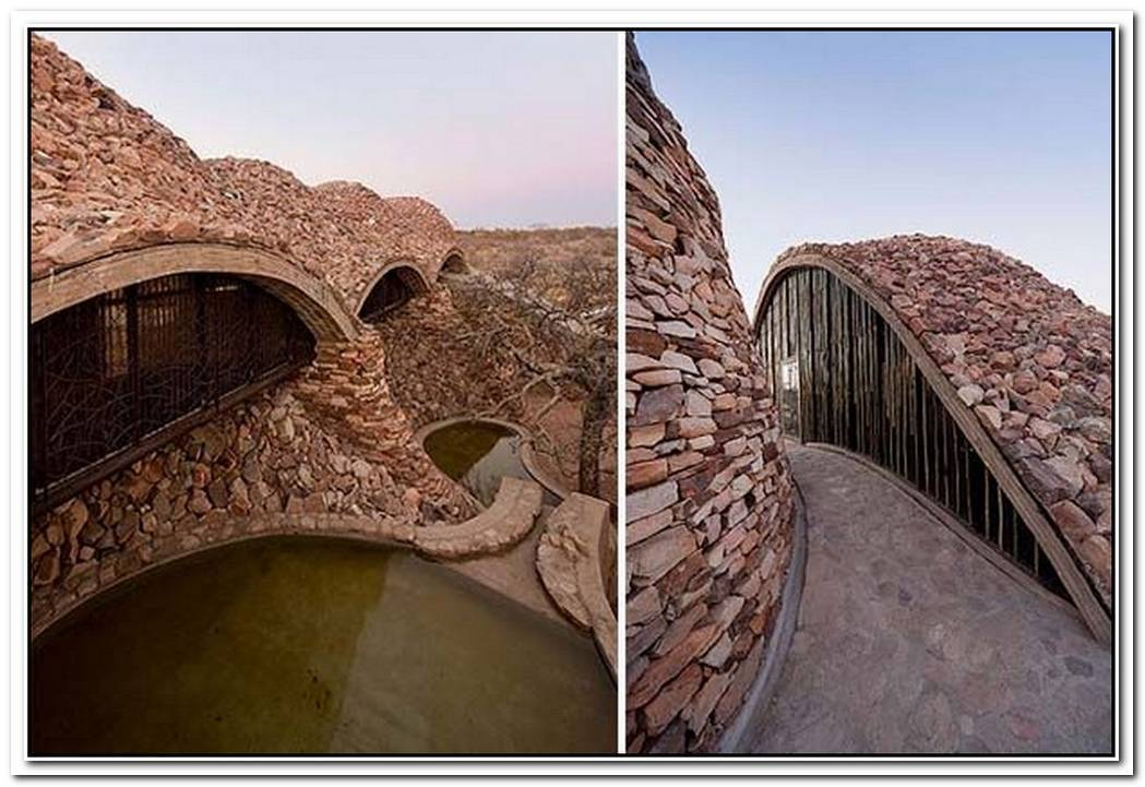 Mapungubwe Interpretation Centrean Exceptional Architectural Wonder