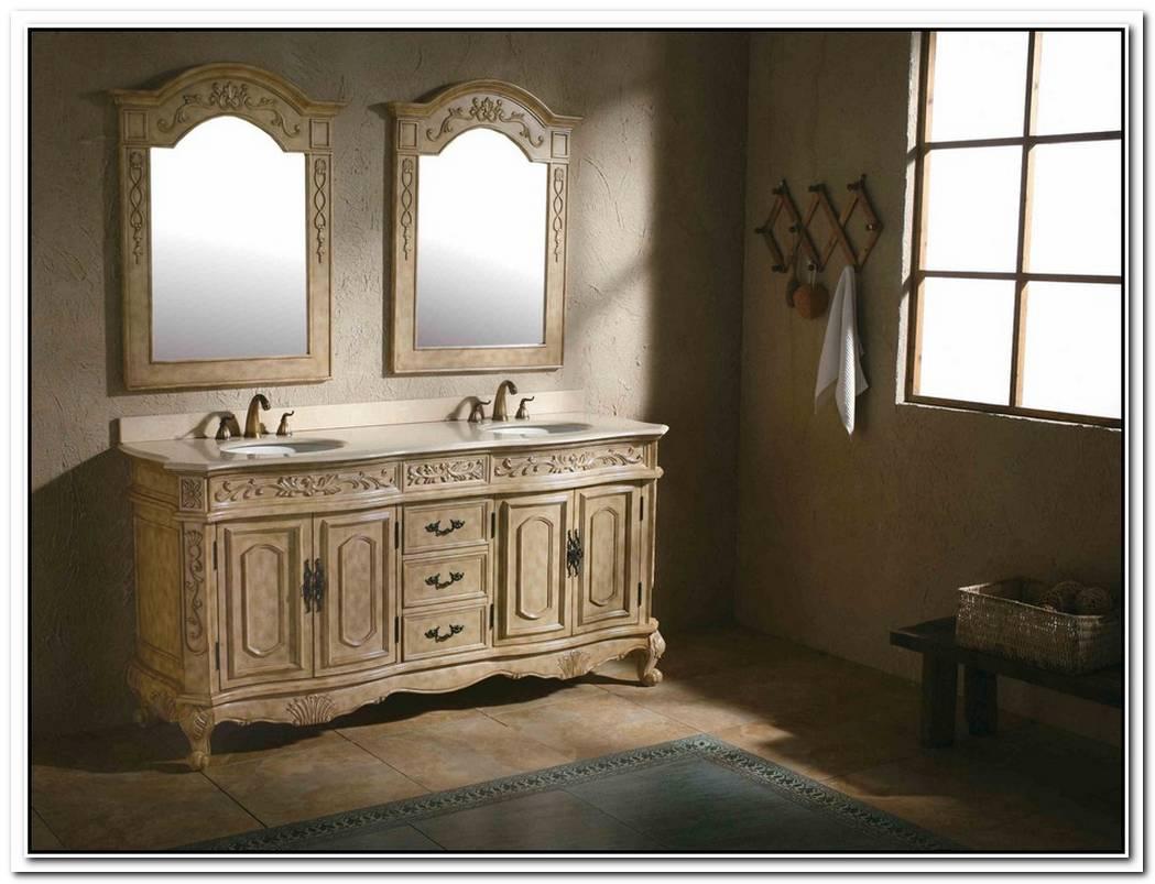 Marble Luxury Vintage Bathroom