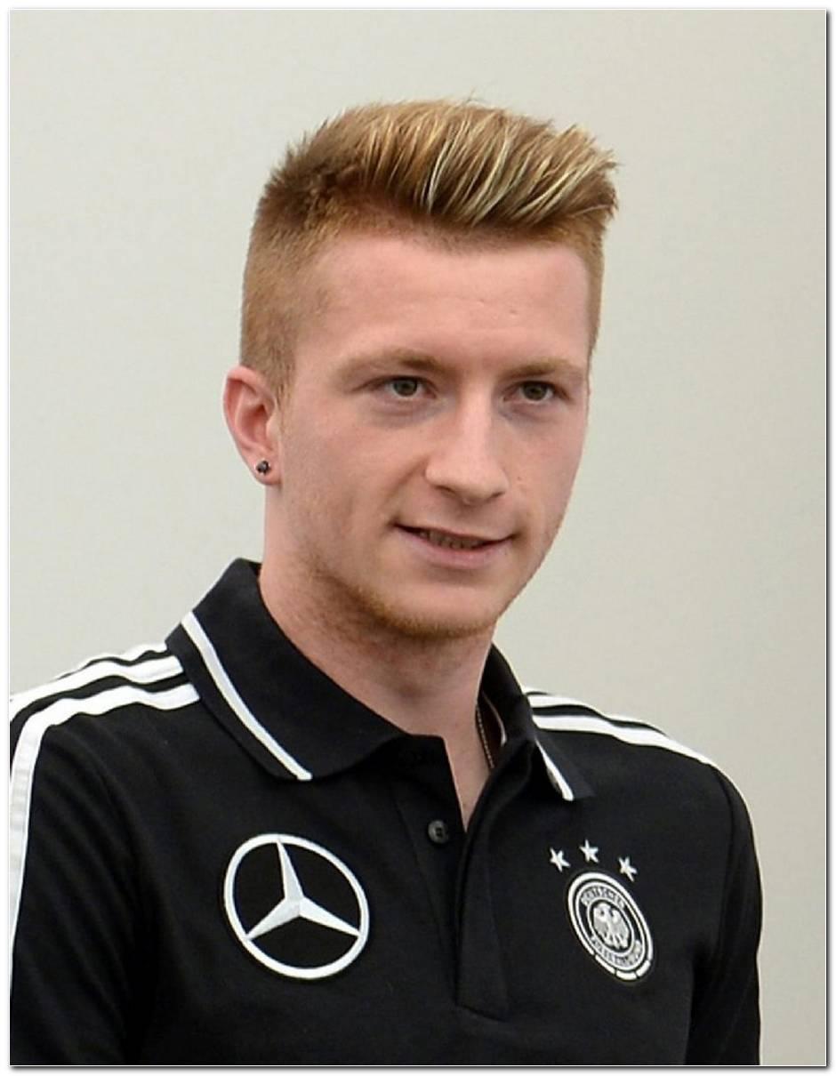 Marco Reus Frisur Aktuell