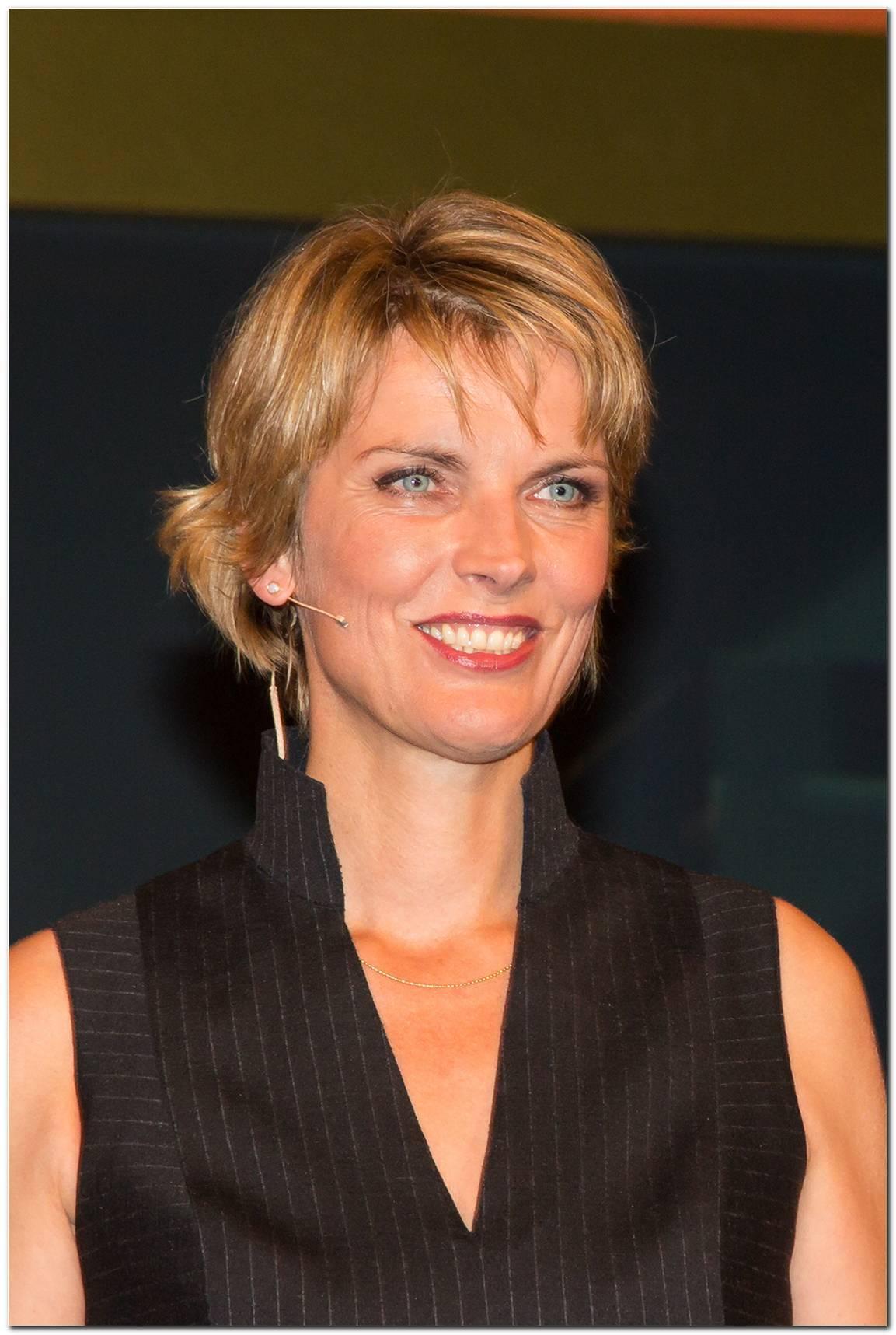 Marietta Slomka Frisur