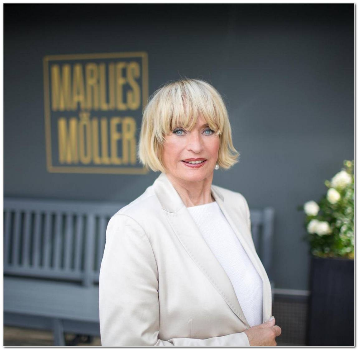Marlies MöLler Frisuren