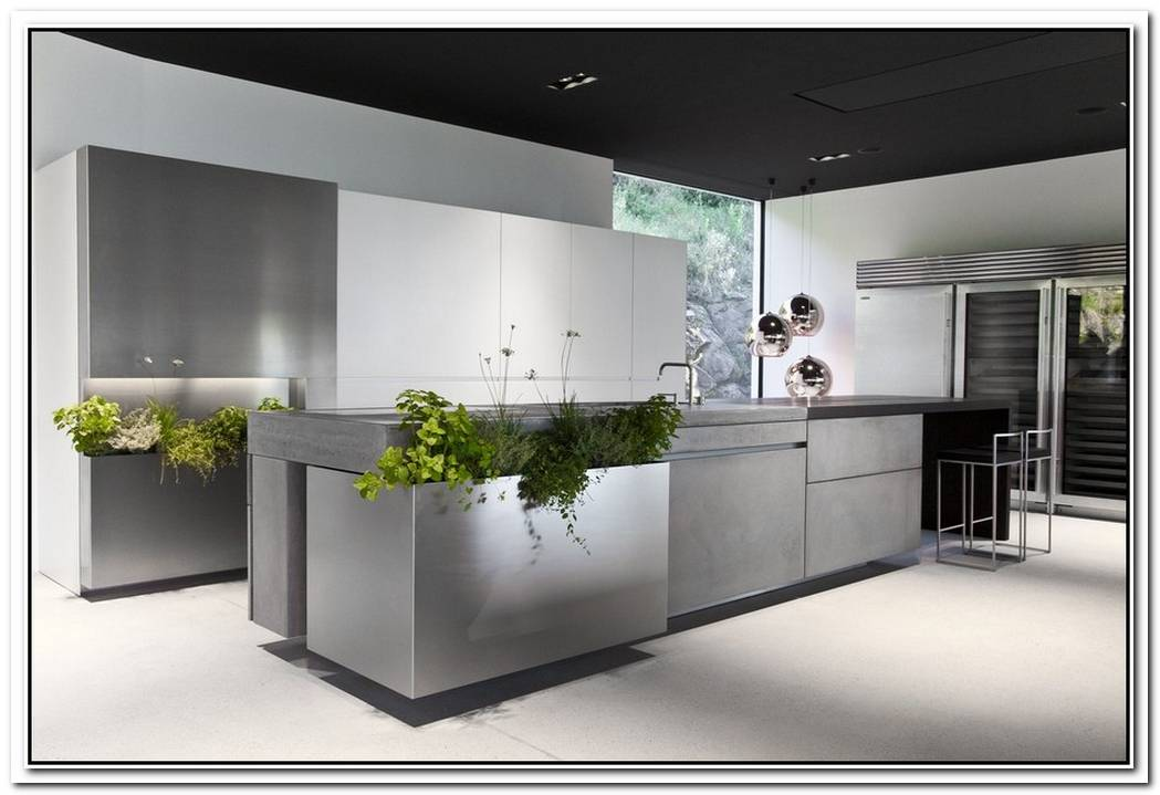 Martin Steininger Designed Herbal Kitchen