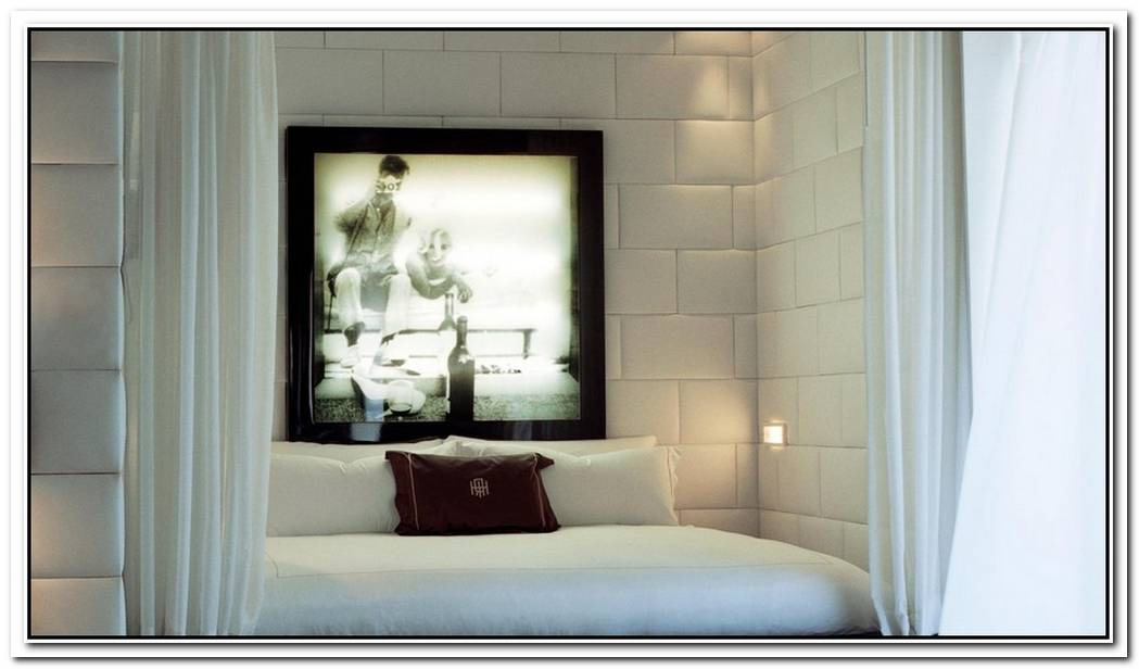 Marylin Monroe Themed Hotel Room
