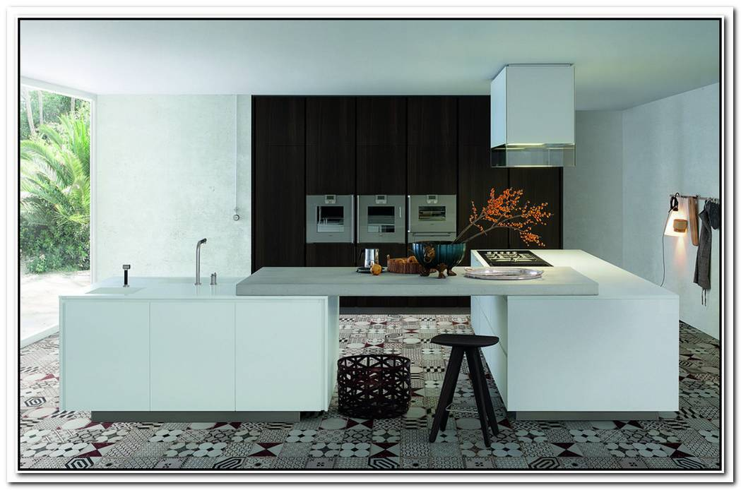 Matrix Kitchen From Poliform