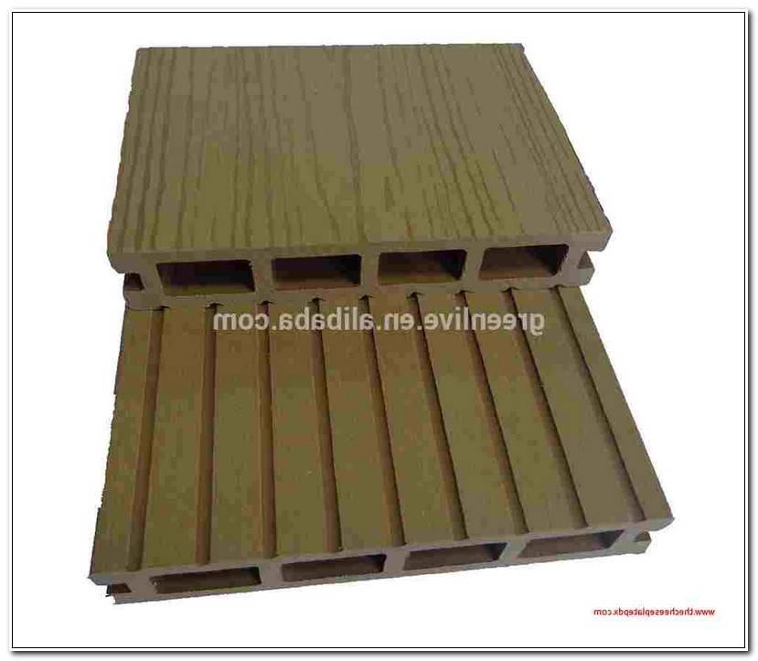 Matter Balkon Bodenbelag Holz