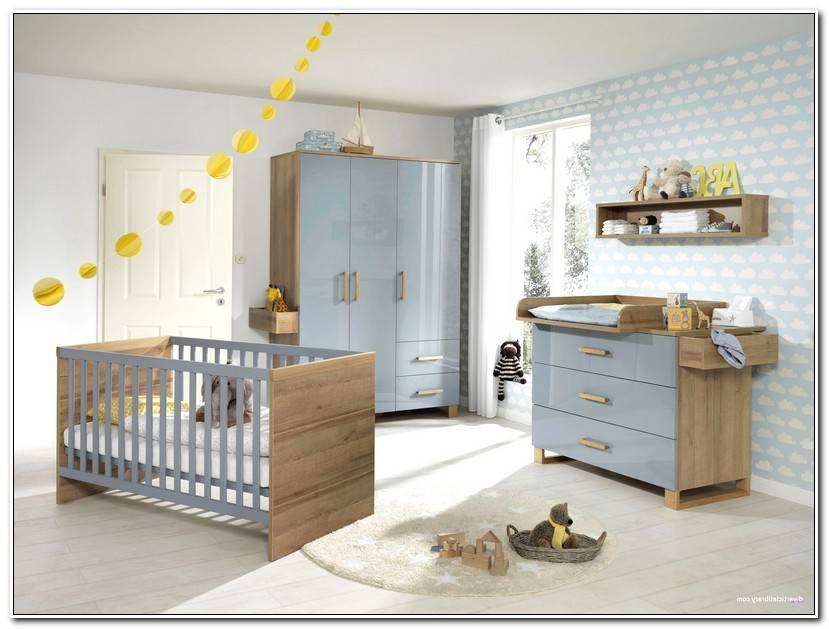 Matter Dekoration Babyzimmer