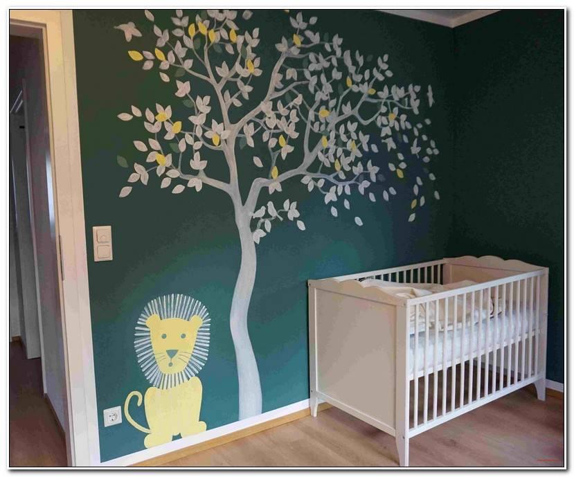 Matter Kinderzimmer Wand Ideen