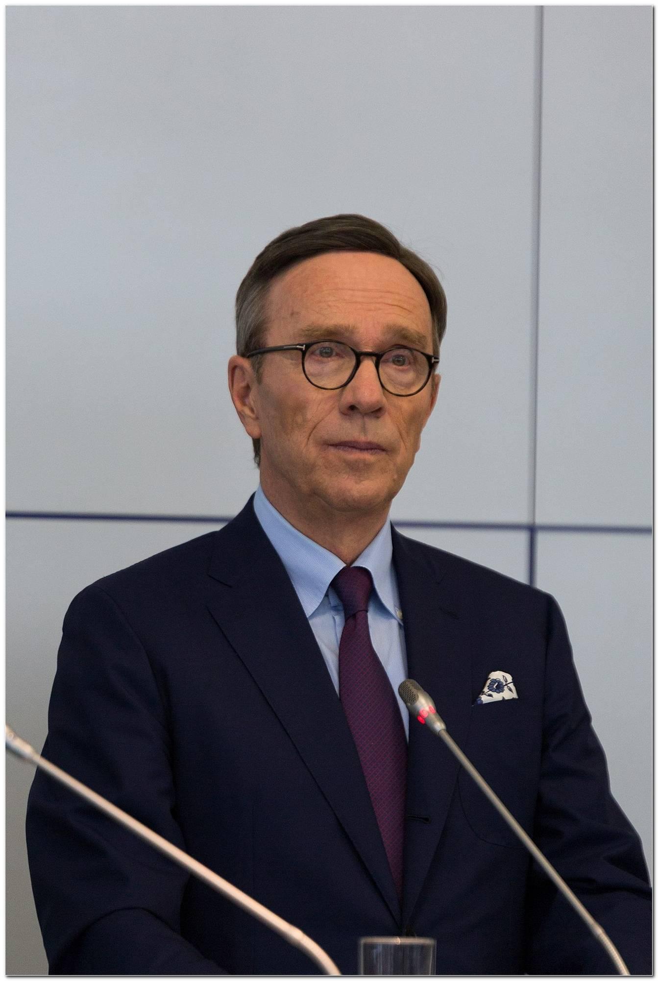Matthias Wissmann Frisur