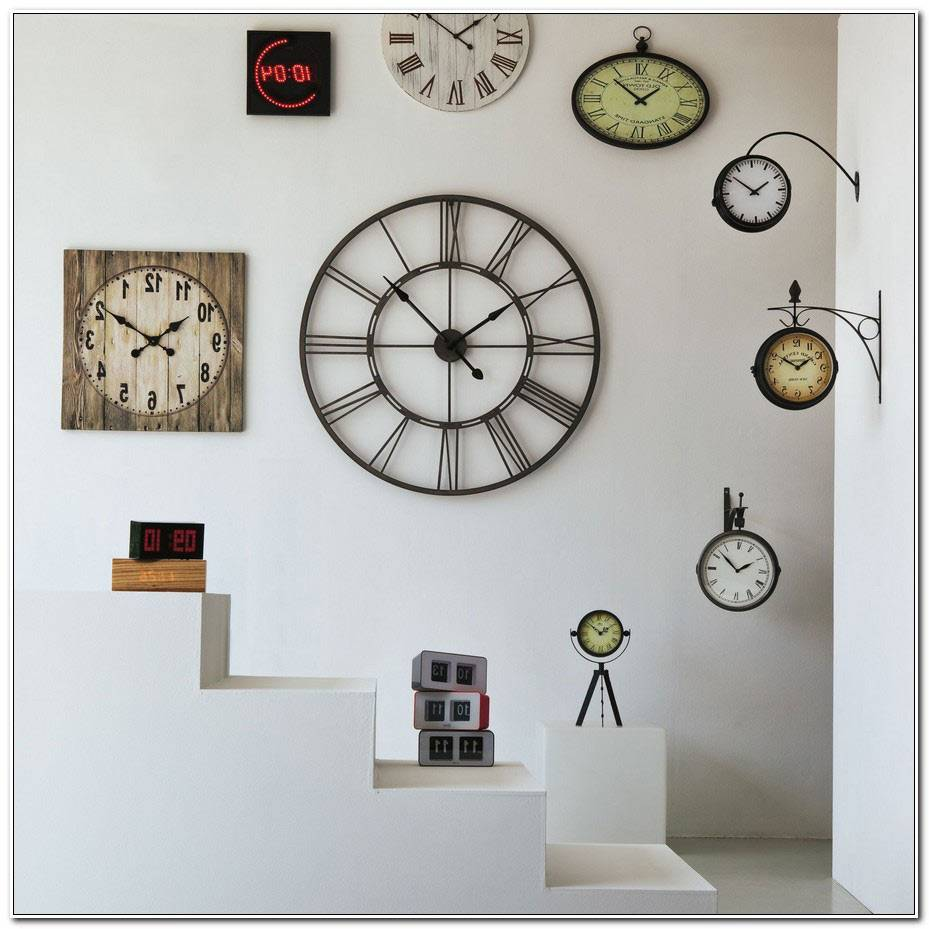 Mecanisme Horloge Geante Castorama