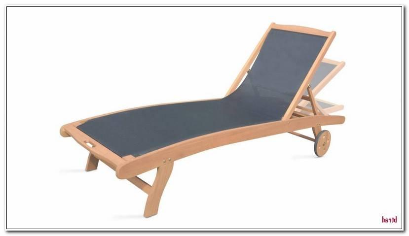 Meilleur Chaise Longue En Bois
