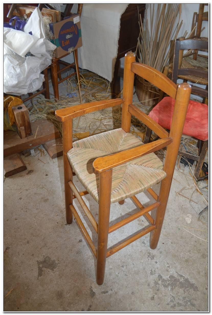 Meilleur Comment Rempailler Une Chaise