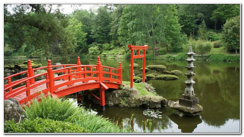 Meilleur Jardin Japonais Cholet