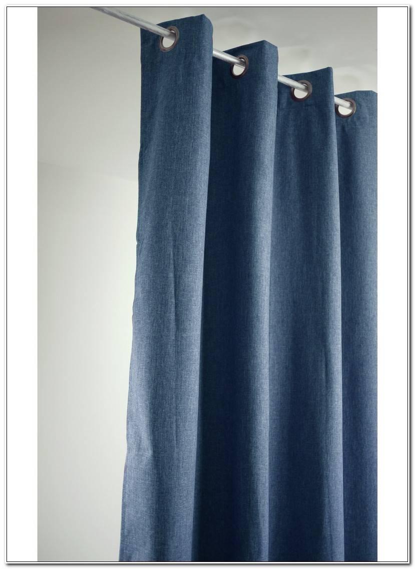 Meilleur Rideau Bleu Clair
