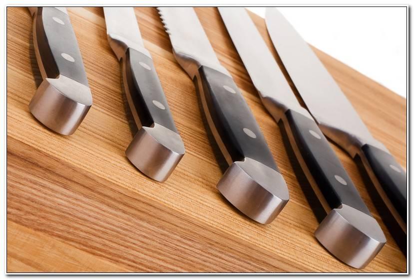 Meilleur Set Couteaux Cuisine