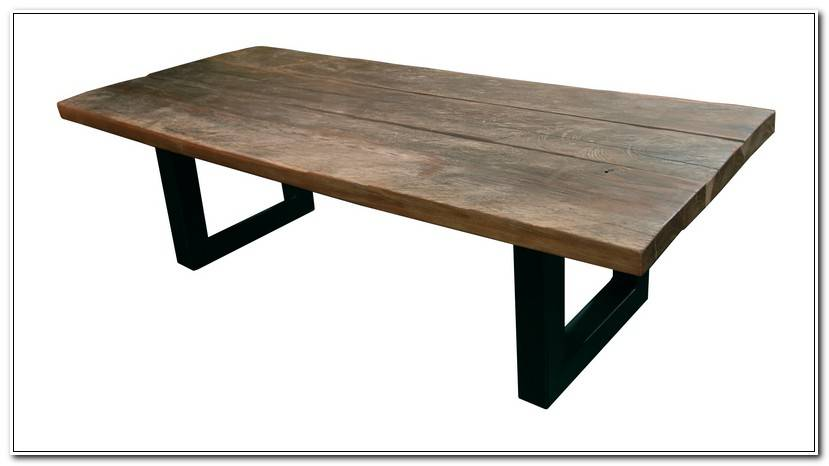 Meilleur Table Basse Manguier