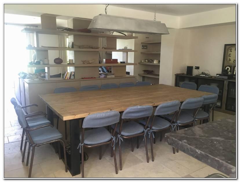 Meilleur Table De Salle A Manger Style Industriel