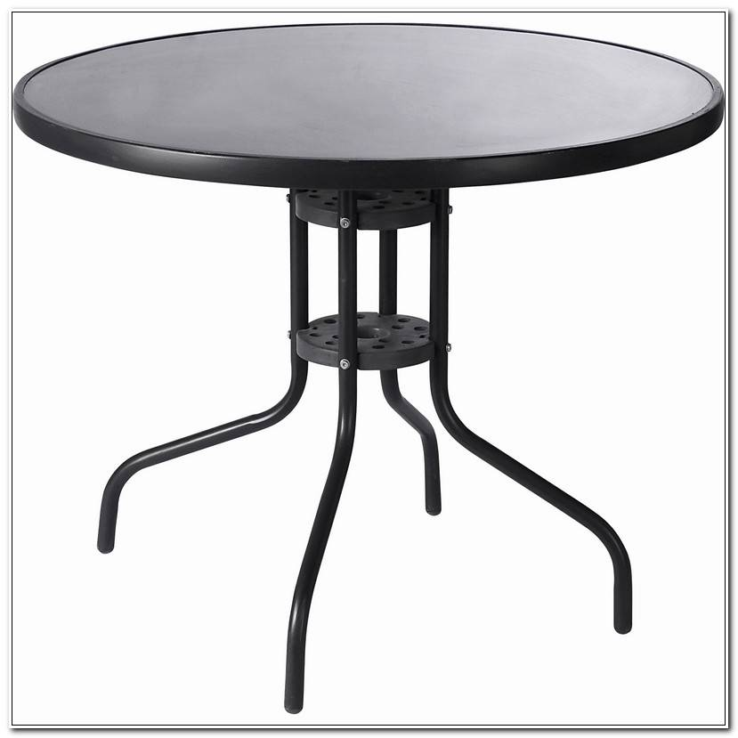 Meilleur Table Ronde Fer