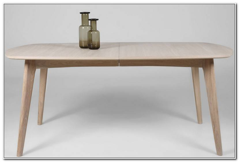 Meilleur Table Scandinave Extensible