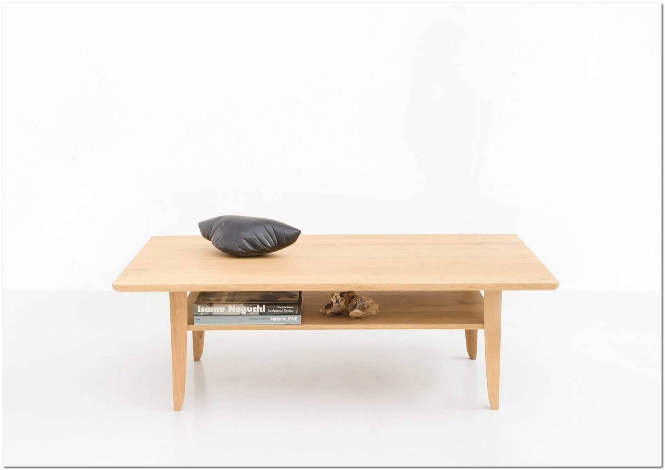 Mesa De Centro Simples
