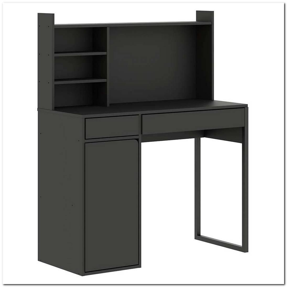 Mesa De Computador Preta