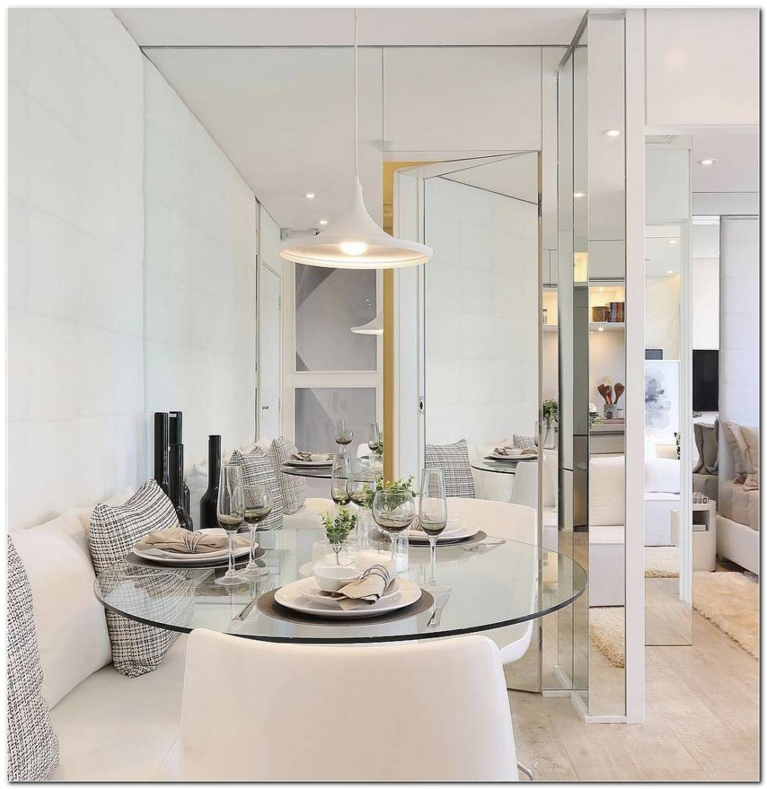 Mesa De Jantar Pequena 57 Modelos Perfeitos Para Ambientes Pequenos