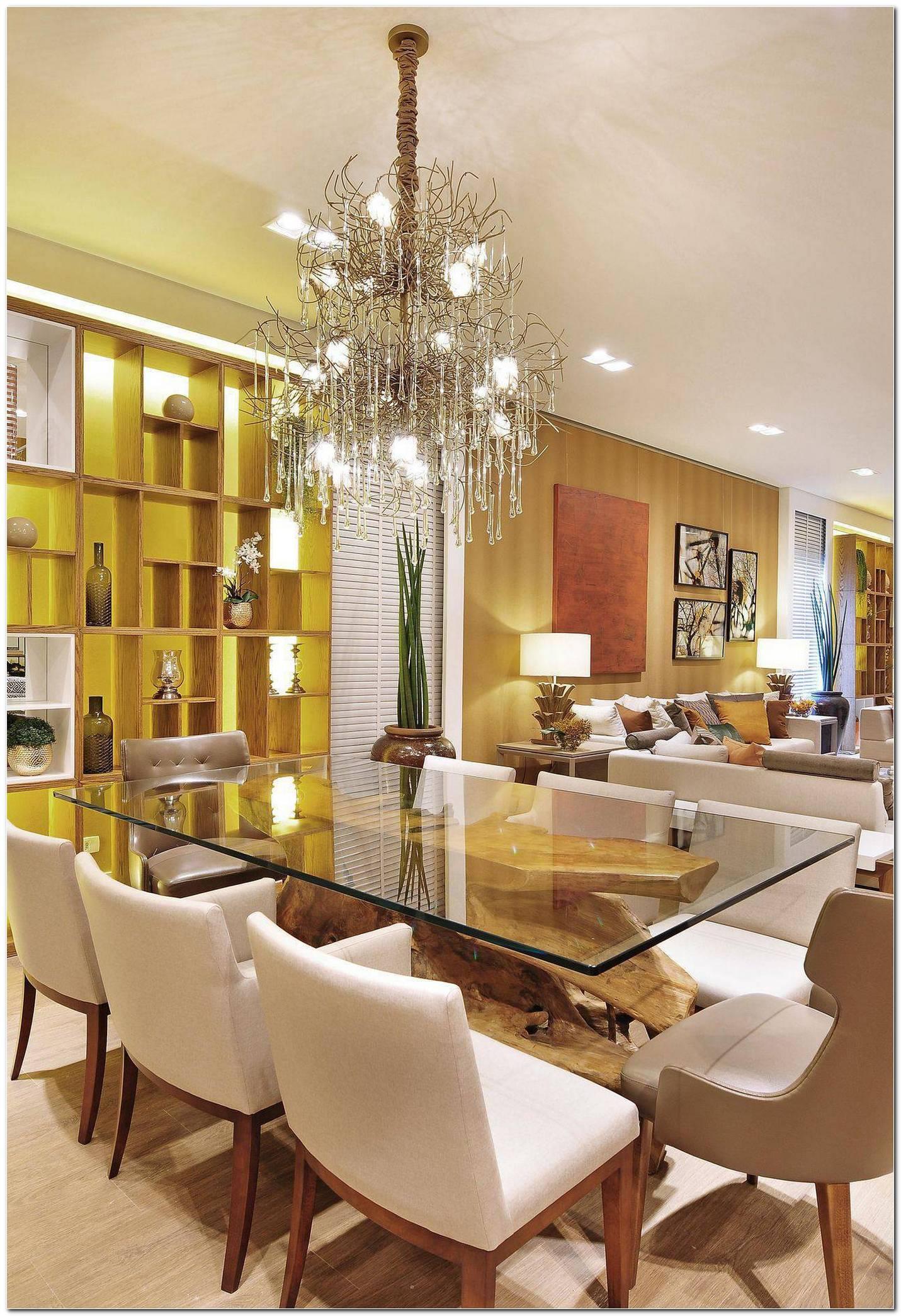 Mesa De Jantar Preta 25 Modelos Elegantes Para Ambientes Modernos