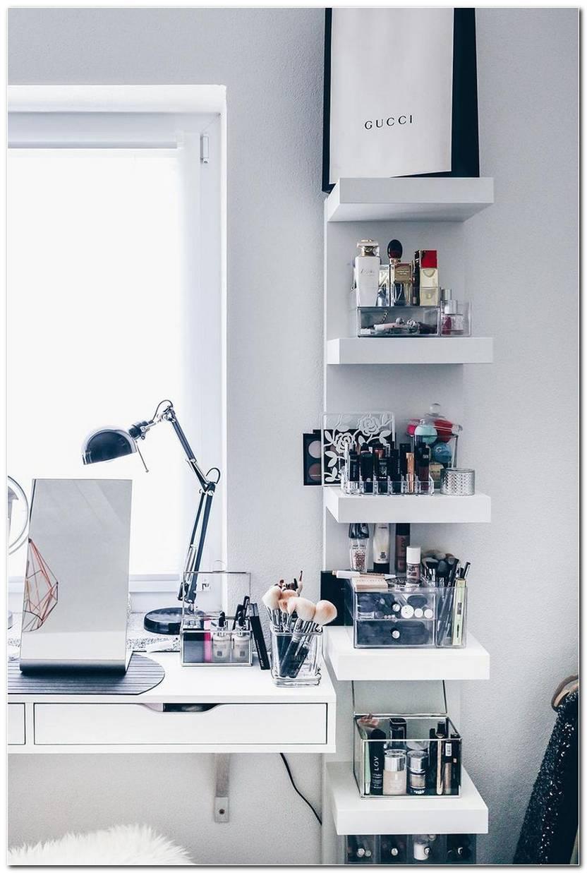 Mesa De Maquiagem 60 Ideias Para Decorar E Organizar