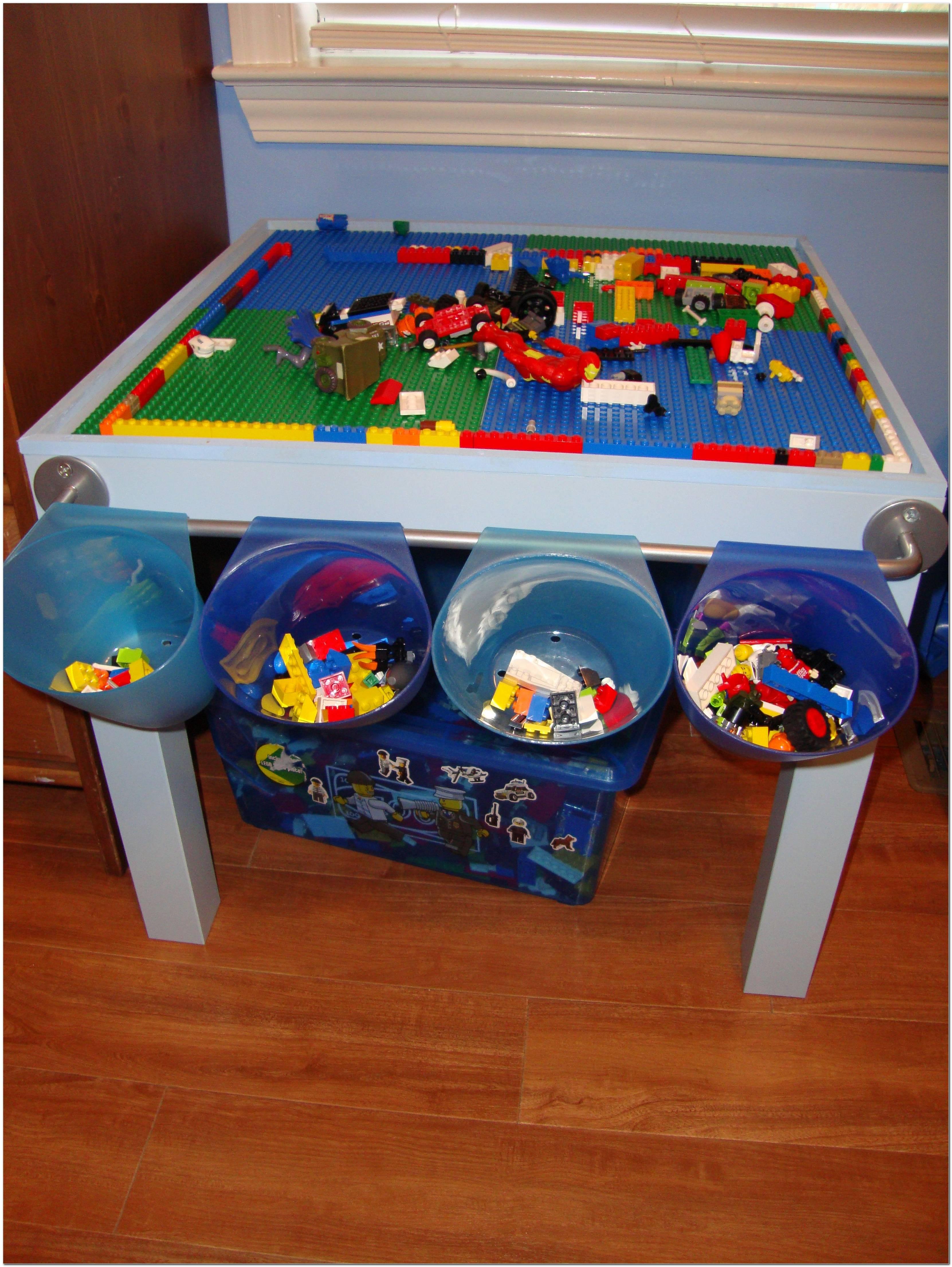 Mesa Lego Infantil