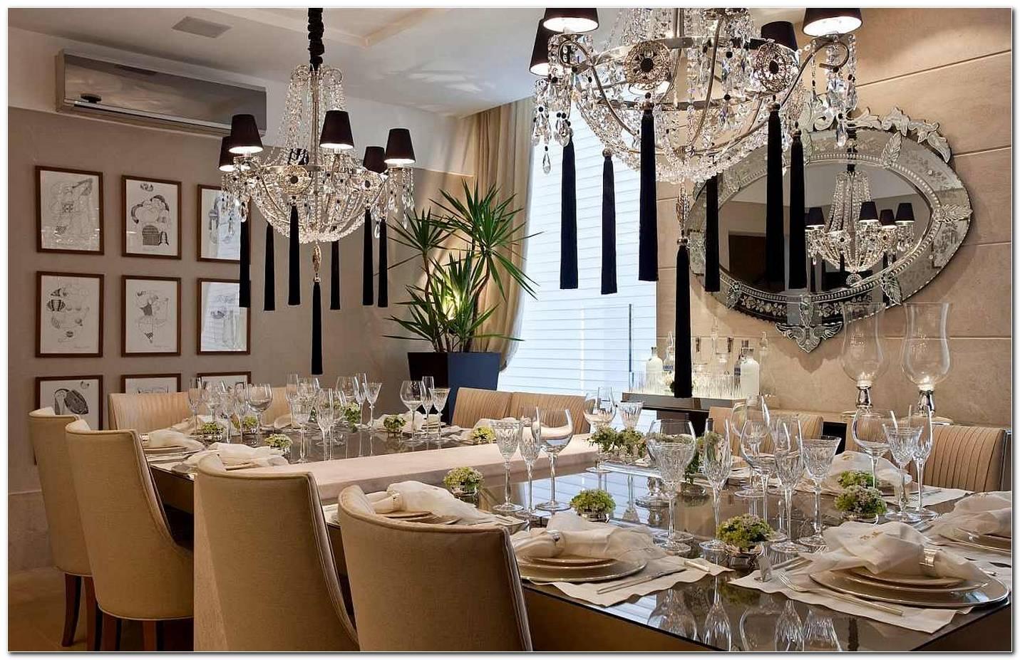 Mesa Sala De Jantar De Luxo