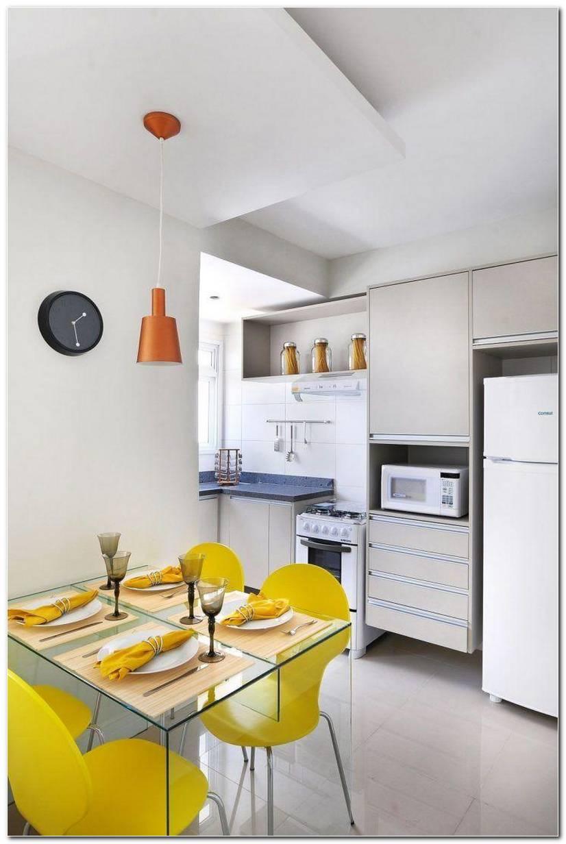 Mesas Modernas Para Ambientes Pequenos