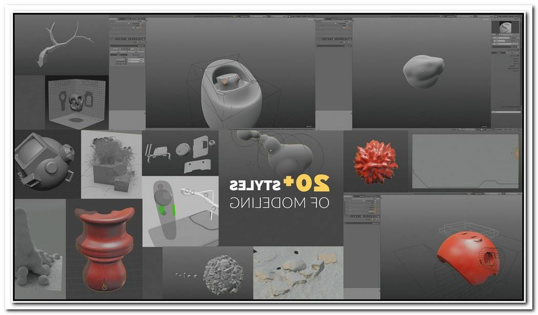 Metaballs As Digital Clay