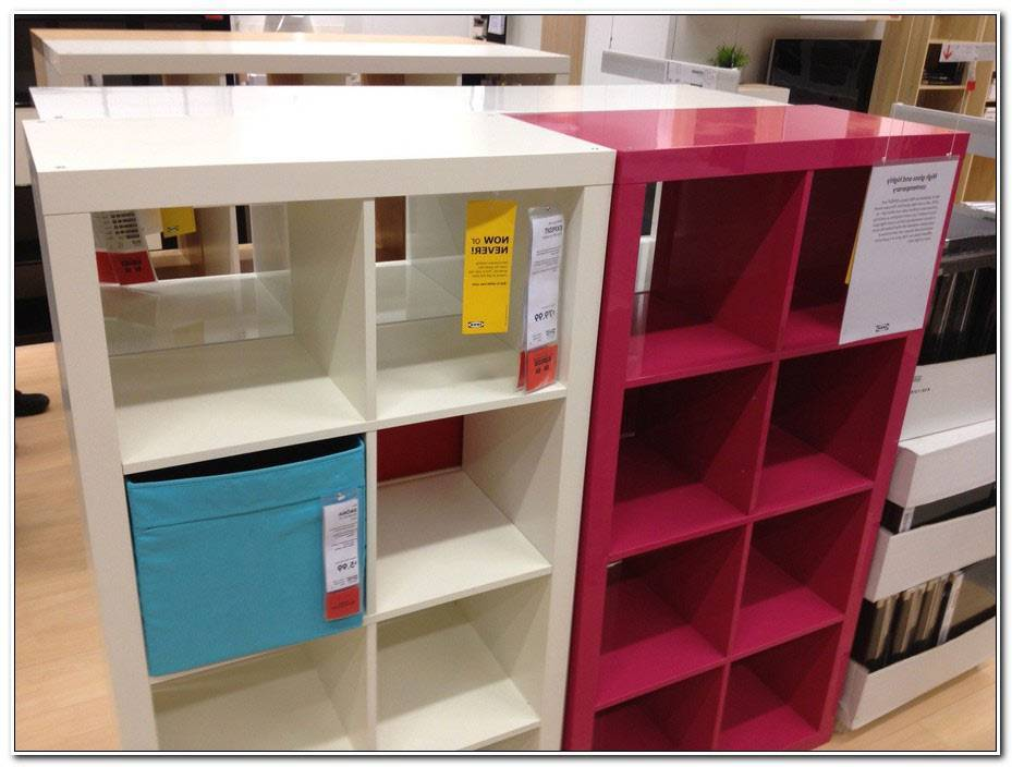Meuble 6 Cases Ikea