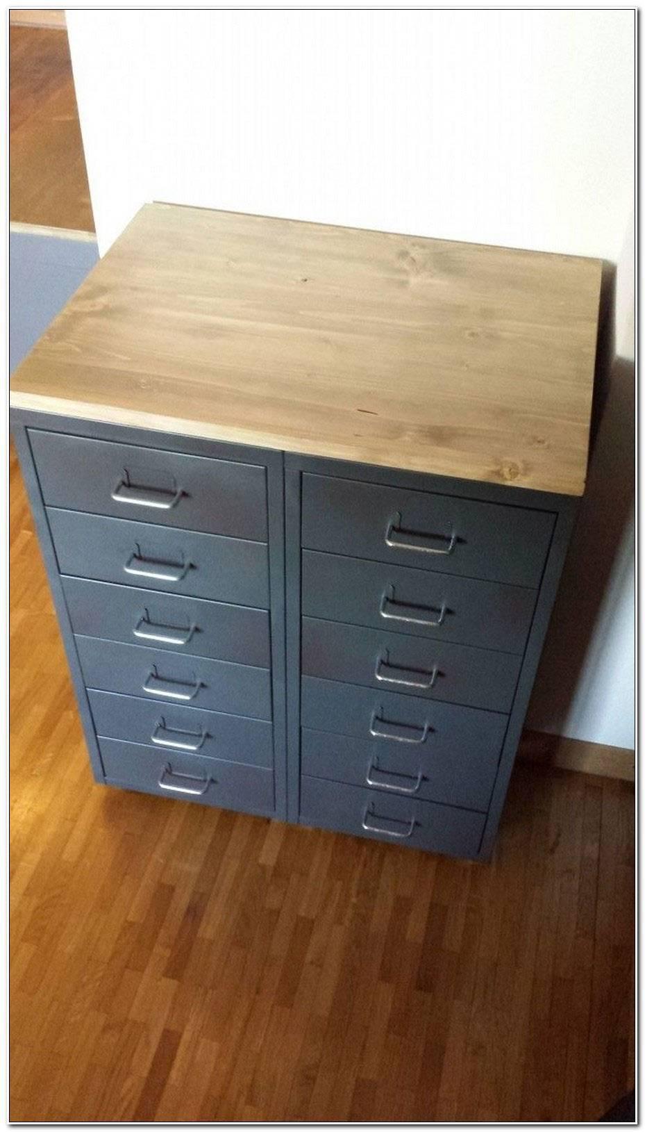 Meuble Industriel Ikea