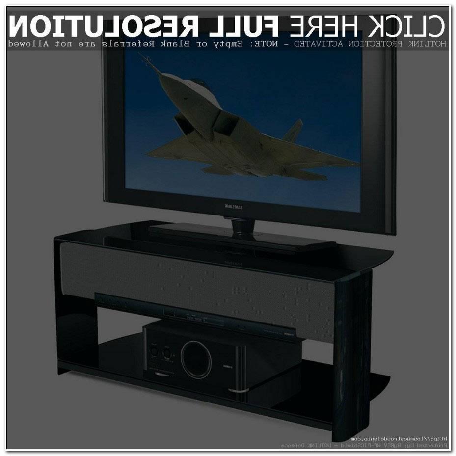 Meuble Tv Avec Barre De Son Integree