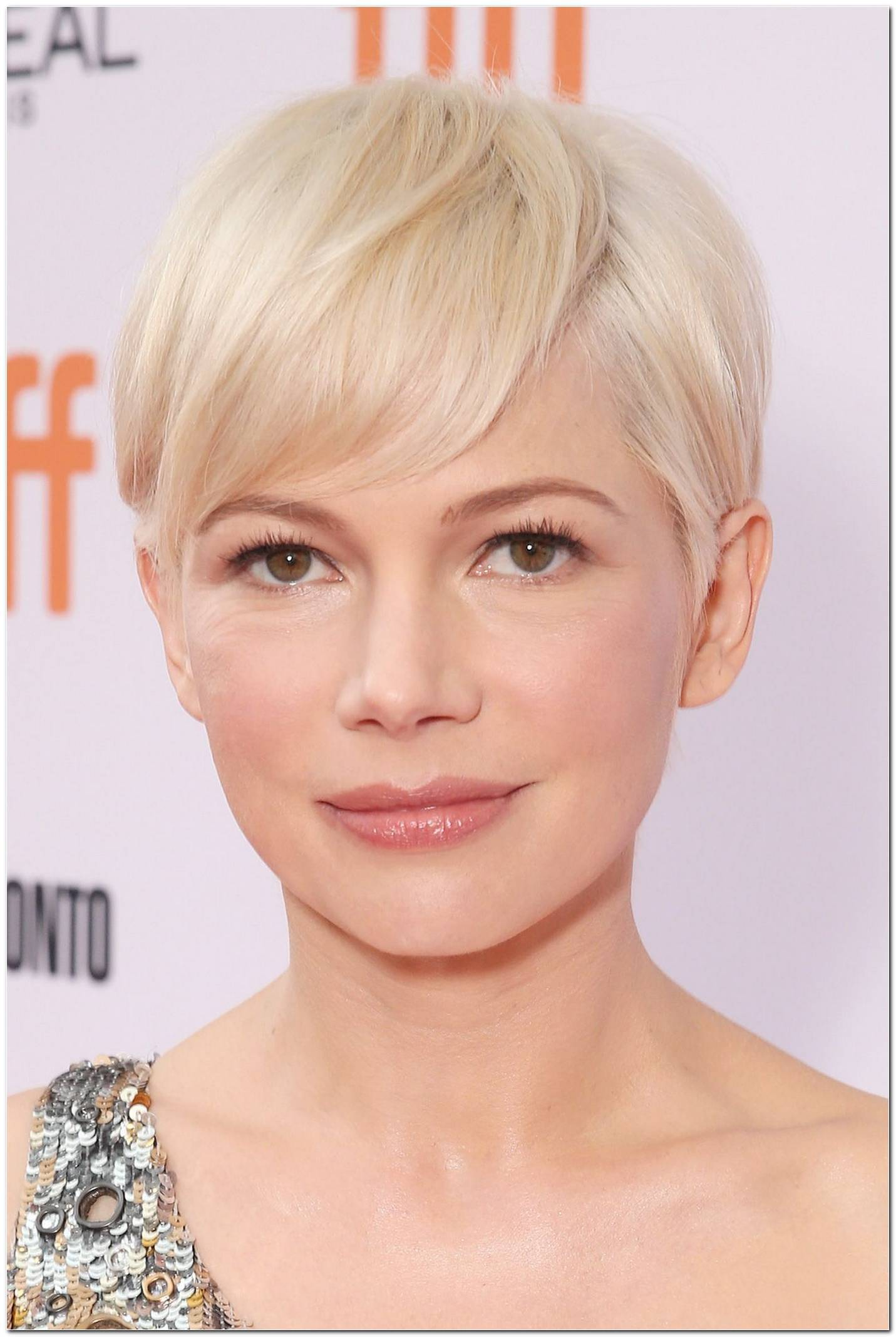 Michelle Williams Frisur 2016