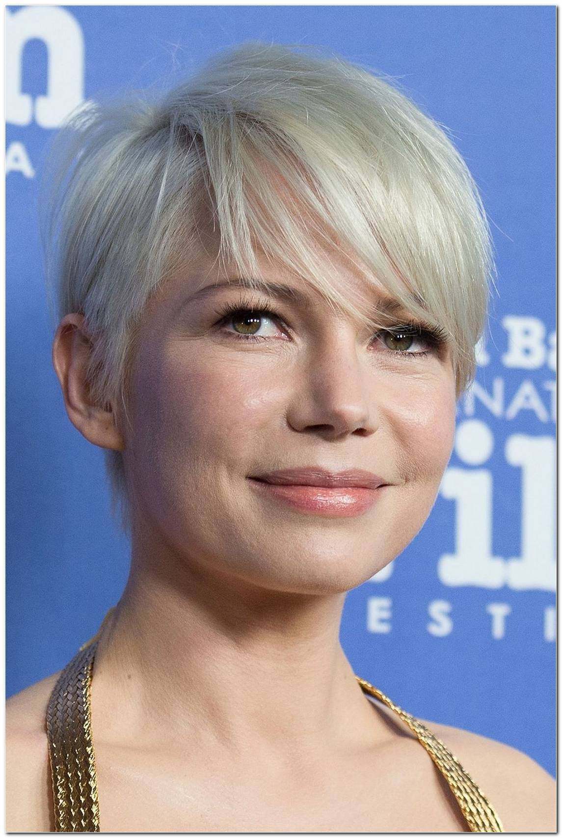 Michelle Williams Frisur Pixie