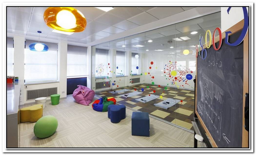 Milan Google Office Interior Design Pictures