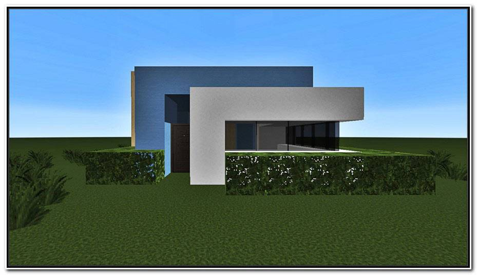 Minecraft Construction Moderne