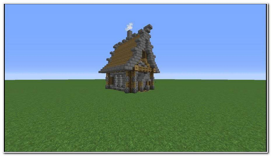 Minecraft Construction Simple