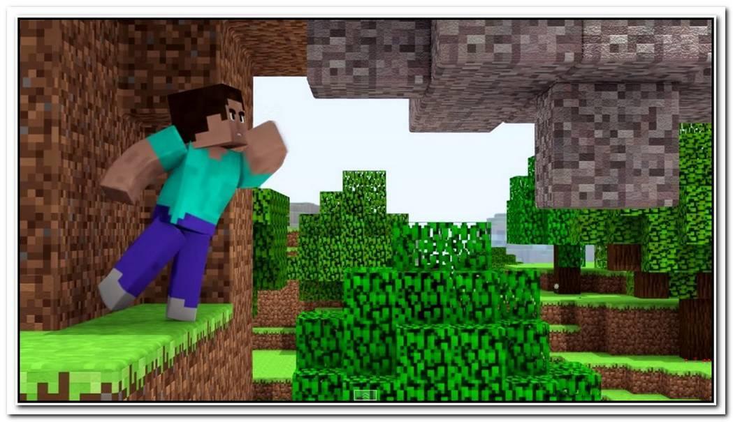 Minecraft In Blender