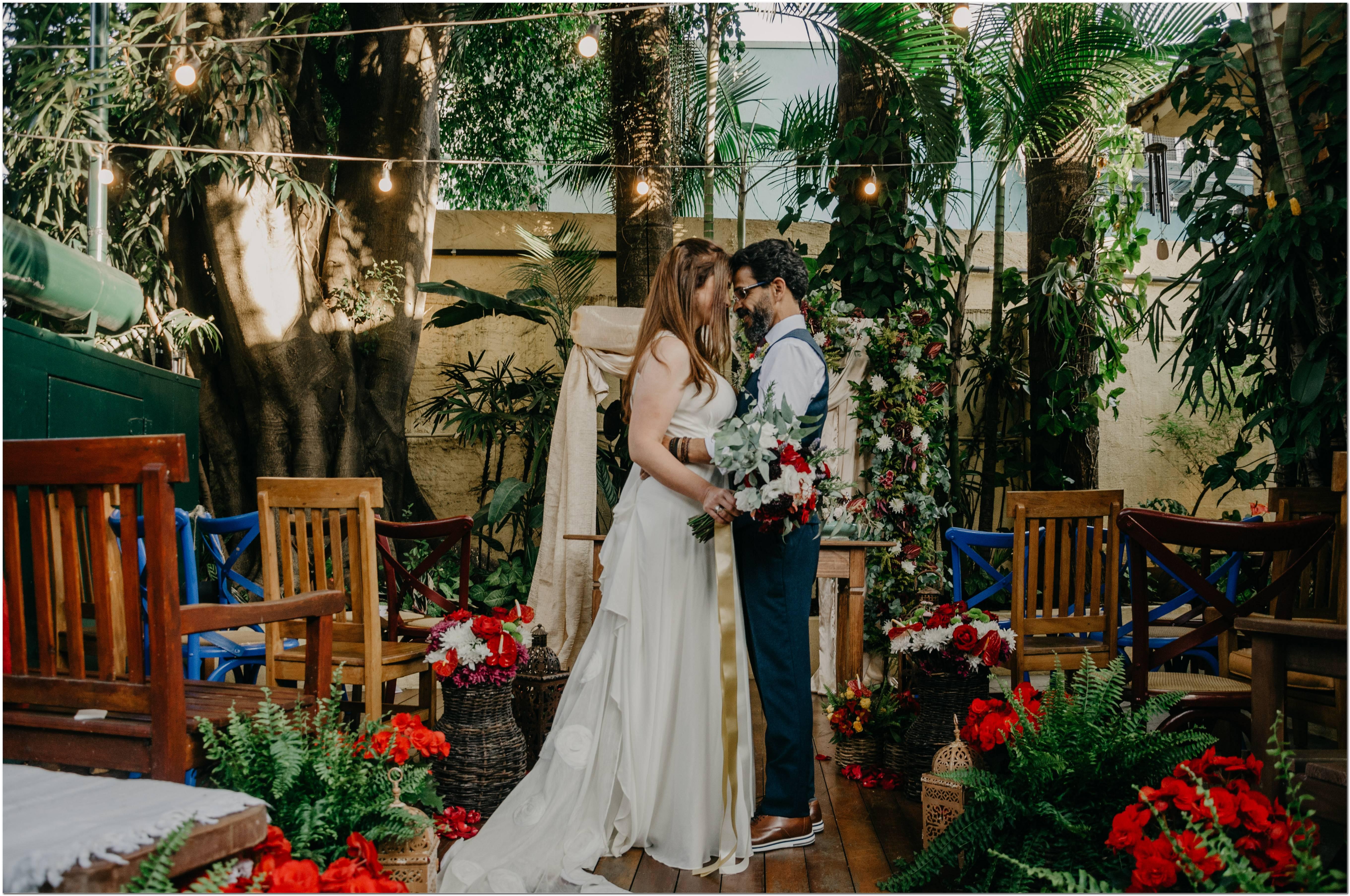Mini Wedding Saiba Como Organizar E Decorar A Cerimônia Intimista