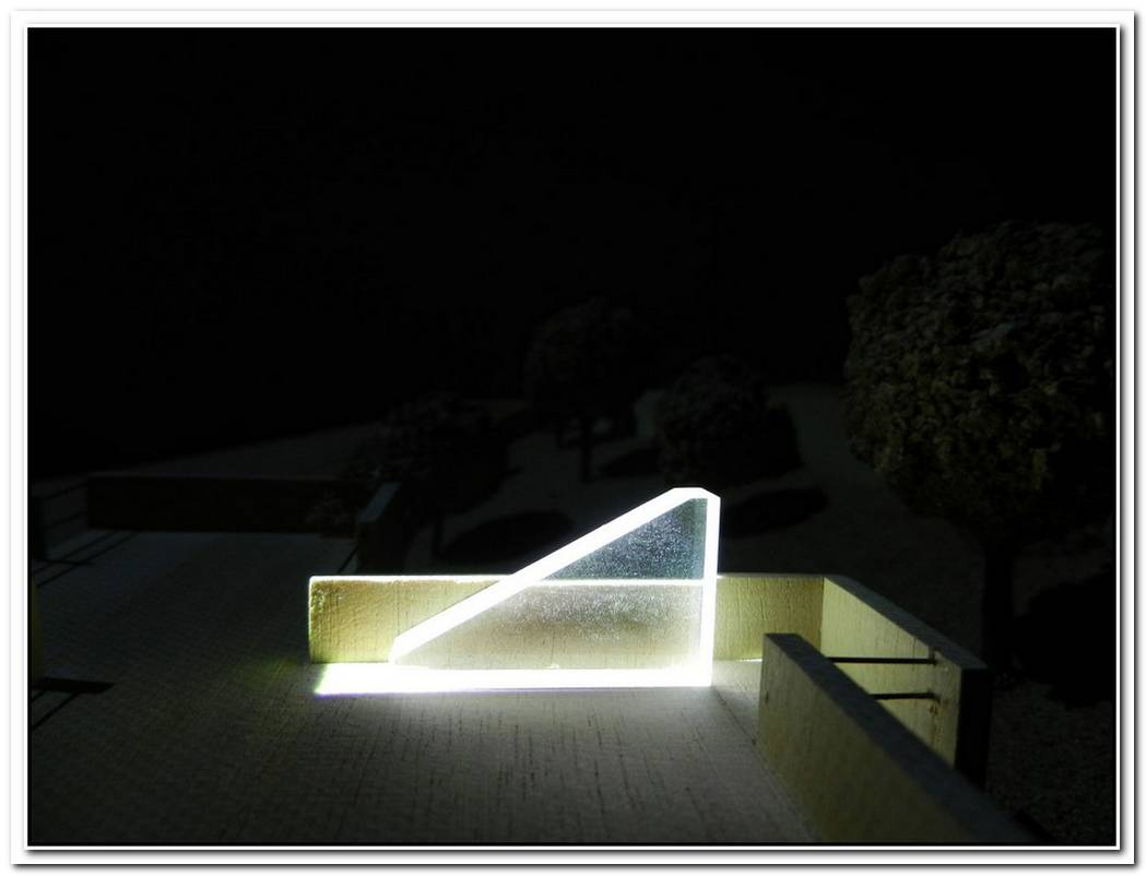 Miniature Architectural Projection Mapping