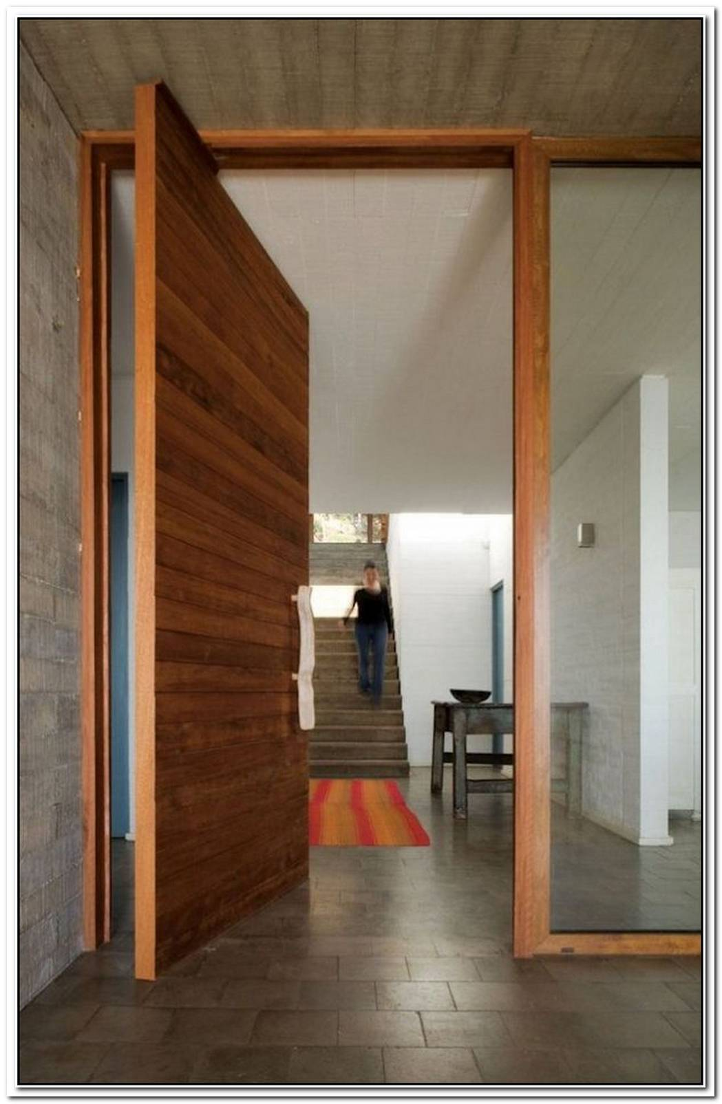 Minimalist Home Design Blends With The Beautiful Scenery %E2%80%93 El Pangue House