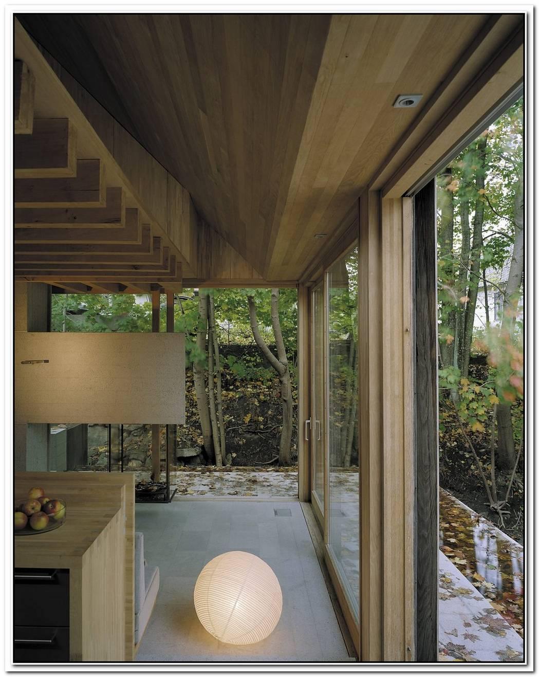 Minimalist Sauna House Built By Wingardhs