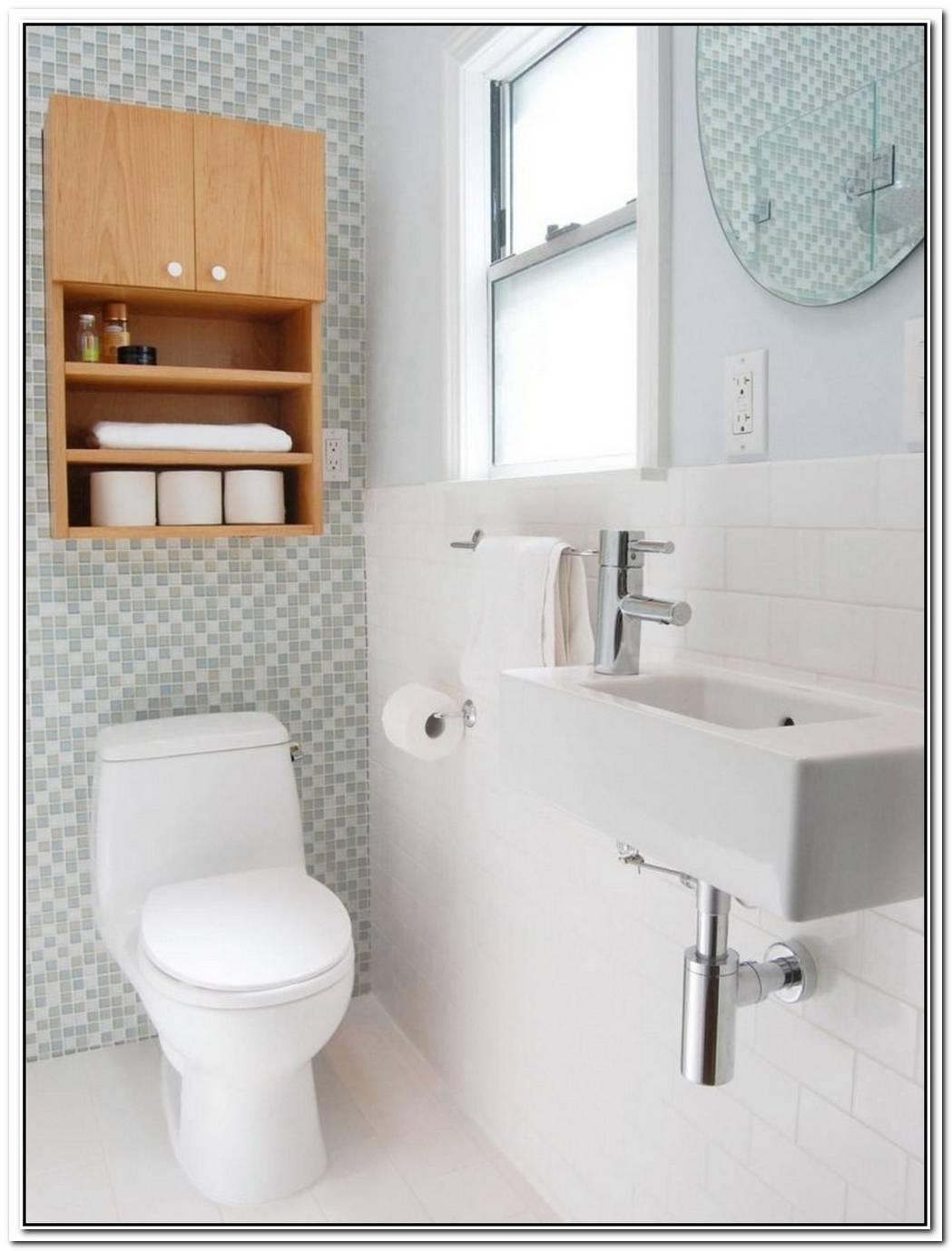 Minimalist Traditional Bathroom Grey