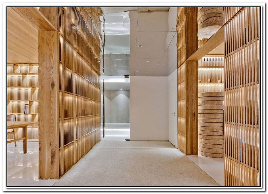Minimalist Villa In Beijing Envisioned As A Spatial Narrative