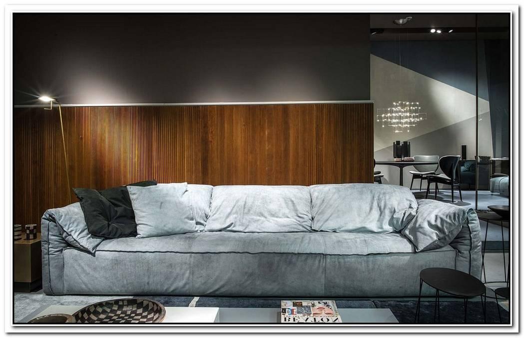 Minimalistic Baxter Sofa