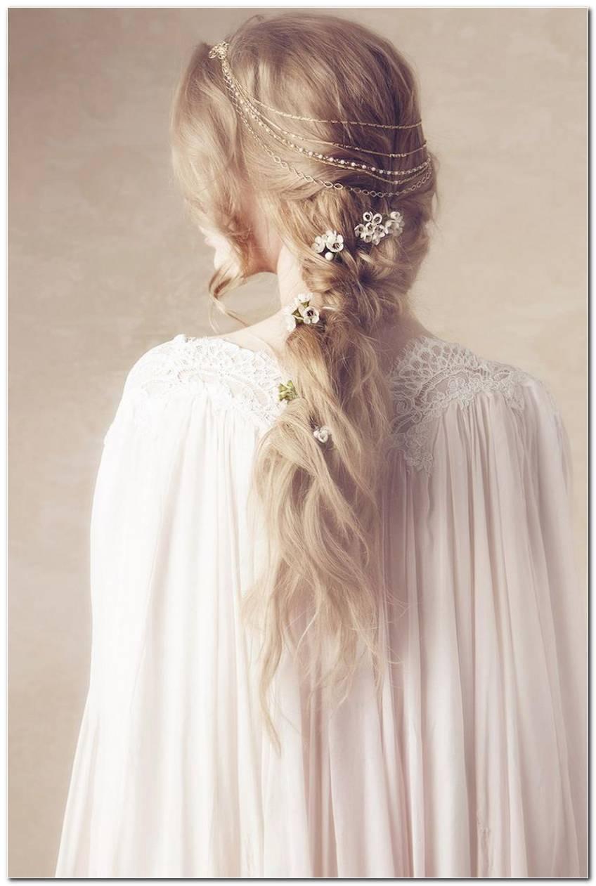 Mittelalterliche Frisuren Einfach