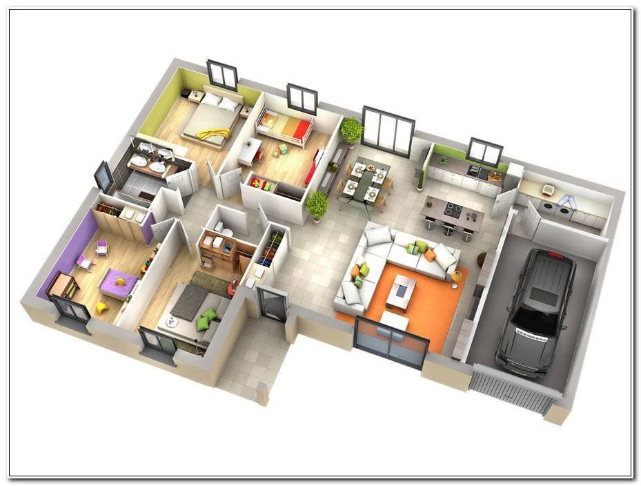 Model Maison Interieur
