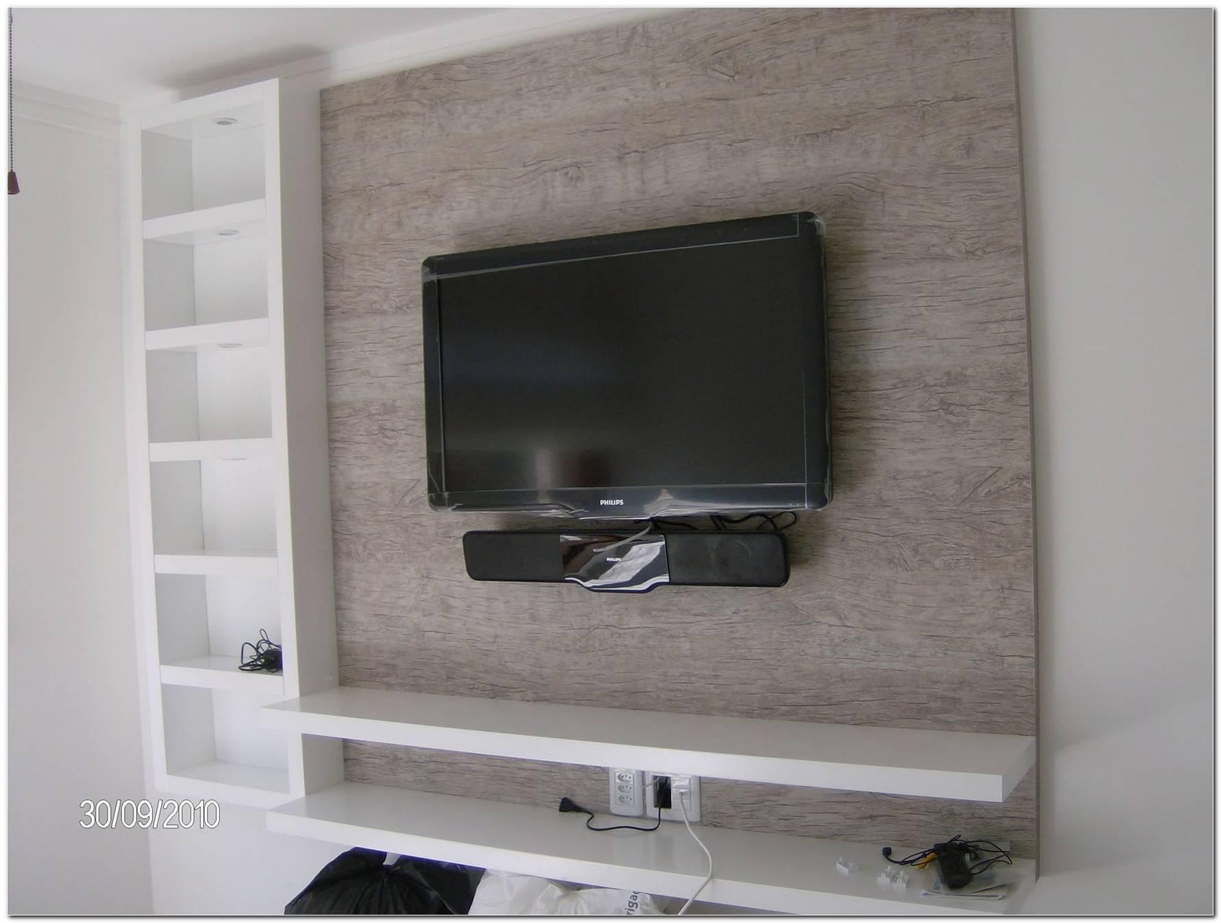 Modelos De Painel Para Tv Tipos E Fotos